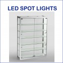 Wall Mounting LED DISPLAY CABINET 800x250x1200mm