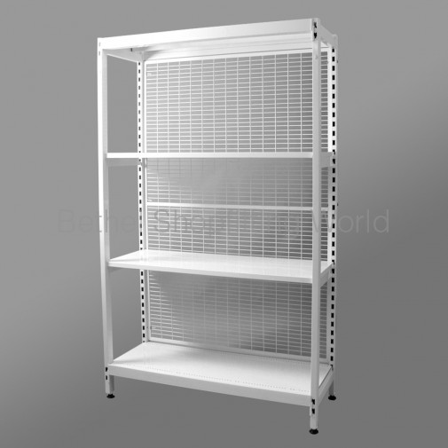 Single Sided Shelving (SYS-D)
