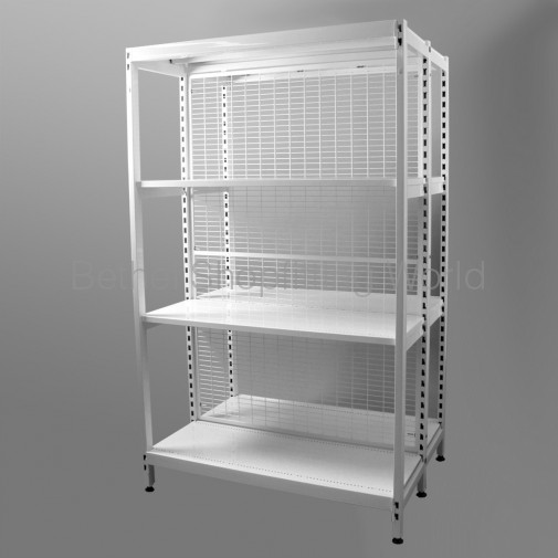 Double Sided Shelving (SYS-D)