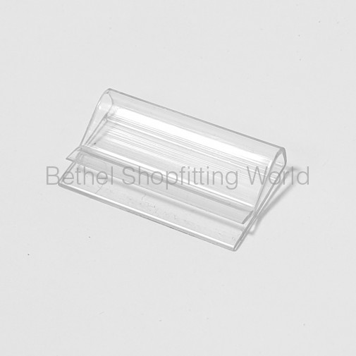 Shelf Talker Grip Clear Basic (pack of 100)