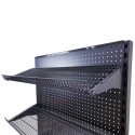 Wire Extra Upper Shelves (sys-K)