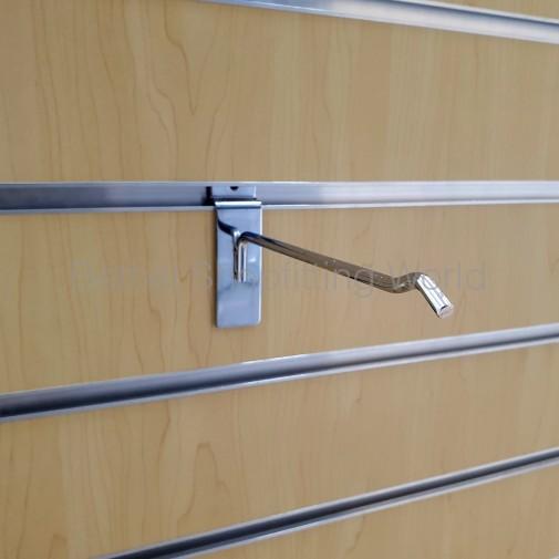 Slat Wall Single Prong Hook