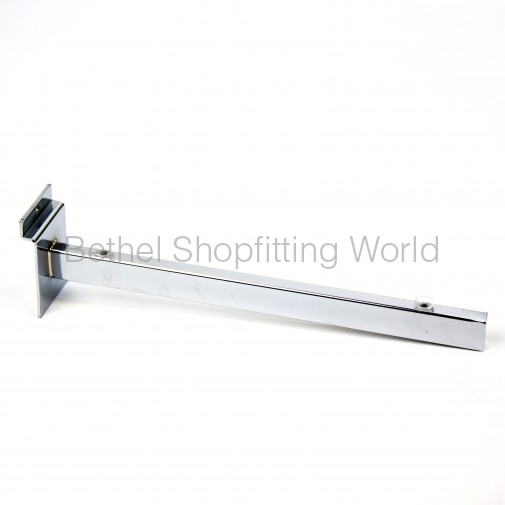 Slat Panel Glass Shelf Bracket With Suction Cups