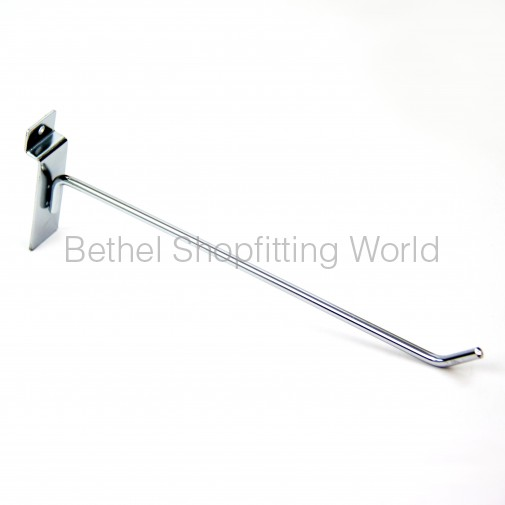 Slat Wall Single Prong Hook