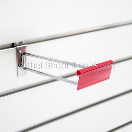 SW115-150mm  Scan Chrome Slat Panel Hooks