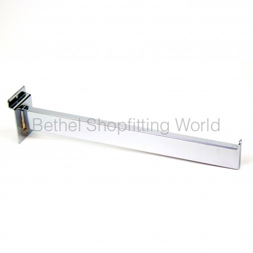SW108-300mm Slat Panel Rectangular Straight 1 Pin Arm