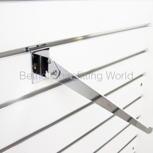 SW100 Slat Panel Adjustbale Shelf Brackets