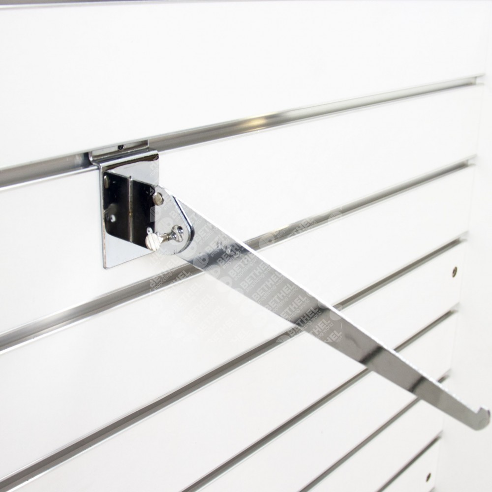 SW100 Slat Panel Adjustable Shelf Brackets