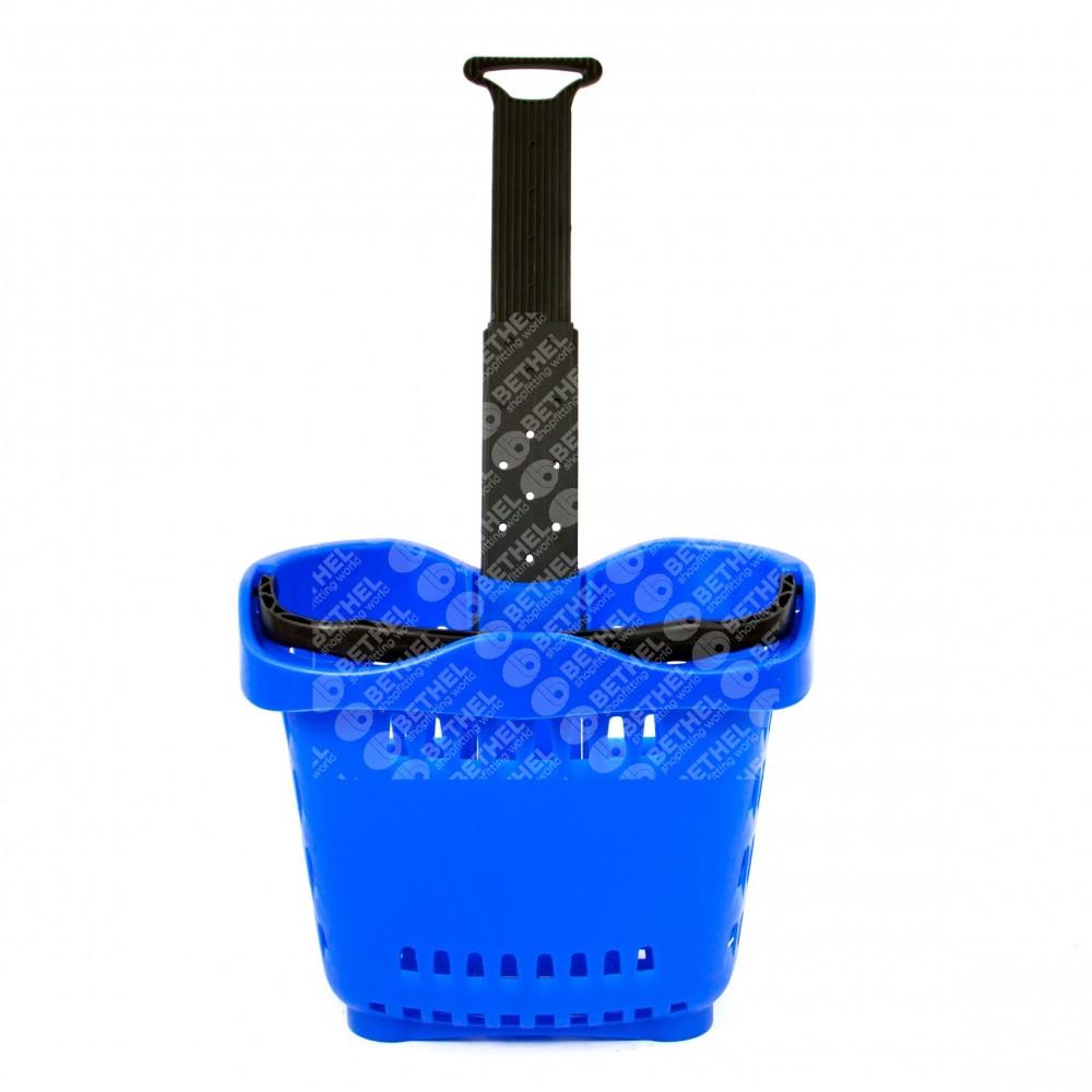 Heavy Duty Trolley Basket 55L