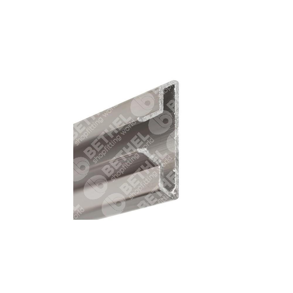 Slatwall Panel Aluminum Extra Insert