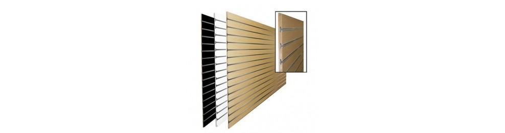 Slatwall Panel Sheets