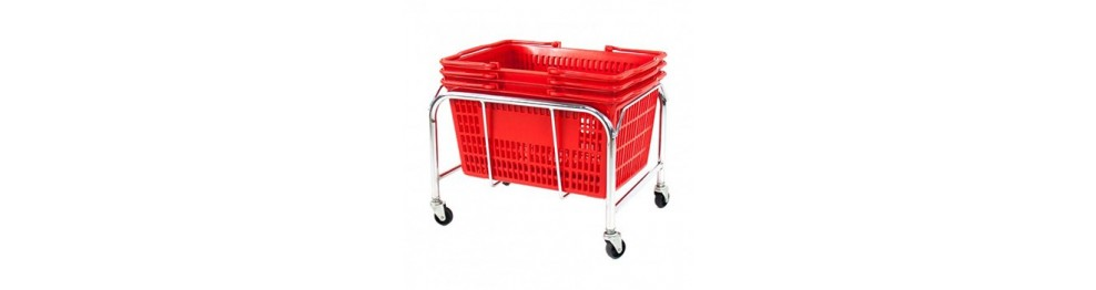 Hand Shopping Baskets