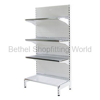 SYS-A Heavy Duty Pegboard Shelving