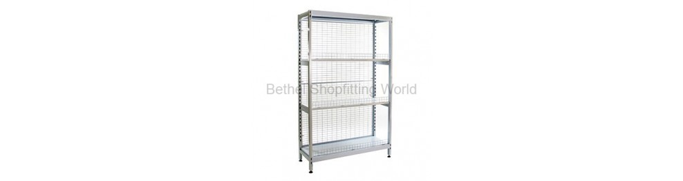 SH-D Heavy Duty Beam Racking For Supermarket