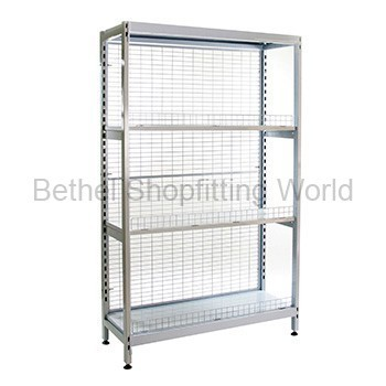 SYS-D Heavy Duty Beam Racking For Supermarket