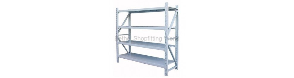 SH-W Longspan Warehouse Shelving
