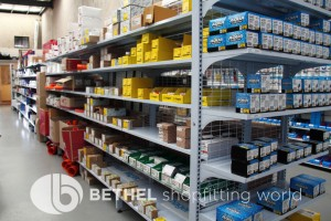 Electrical Hardware Shelving Shopfitting Fixture 09