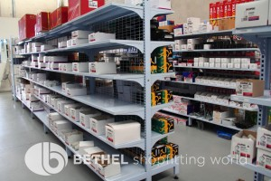Electrical Hardware Shelving Shopfitting Fixture 12