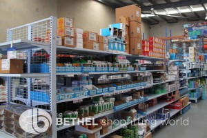 Electrical Hardware Shelving Shopfitting Fixture 19