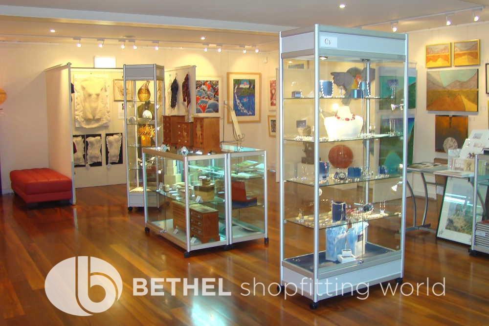 Museum Galleries Bethel Shopfitting World