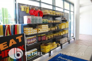 Service Counters Shelving Display Cabinet9