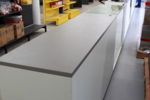 Service Counters Shelving Display Cabineta