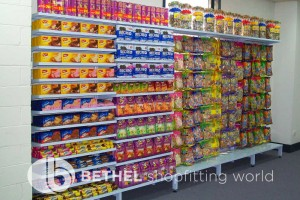 Showroom Display Shelving Shopfitting Display01