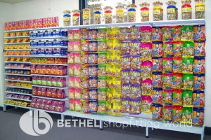 Showroom Display Shelving Shopfitting Display02