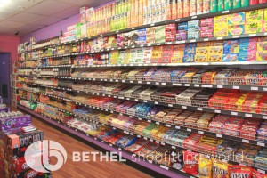 Confectionery Candy Shop Shelving Shopfitting 01