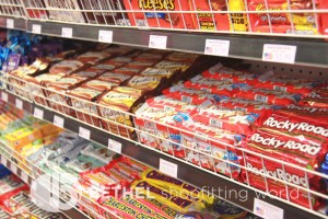 Confectionery Candy Shop Shelving Shopfitting 03