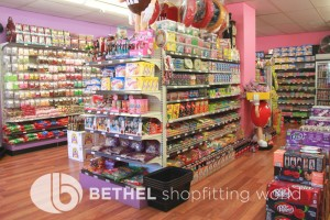 Confectionery Candy Shop Shelving Shopfitting 04