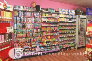 Confectionery Candy Shop Shelving Shopfitting 09