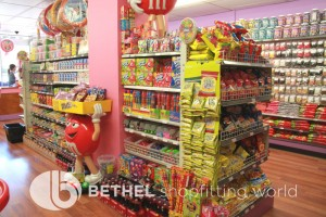 Confectionery Candy Shop Shelving Shopfitting 12