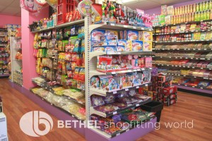 Confectionery Candy Shop Shelving Shopfitting 16