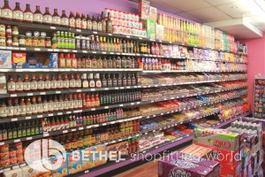 Confectionery Candy Shop Shelving Shopfitting 19