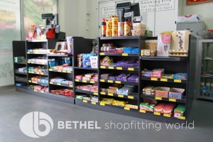 Friendly Grocer Supermarket Shelving Shopfitting 11