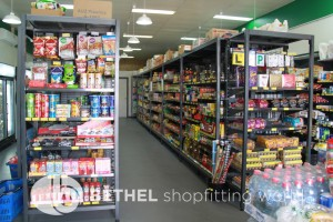 Friendly Grocer Supermarket Shelving Shopfitting 13