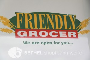 Friendly Grocer Supermarket Shelving Shopfitting 14