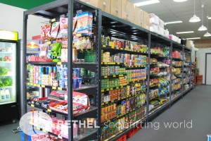 Friendly Grocer Supermarket Shelving Shopfitting 4