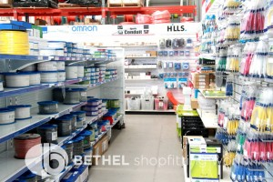 Pegboard Shelving Slat Panel Display Shopfitting 17