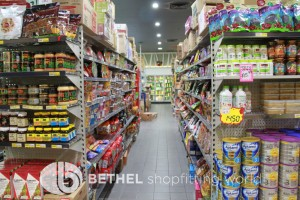 Asian Chinese Grocer Shop Shelving Heavy Duty13