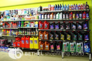 Service Station Petrol Station Shelving Shopfitting6