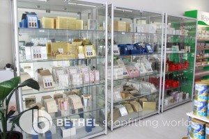 Gift and Souvenir Stores Countre Showcases 2