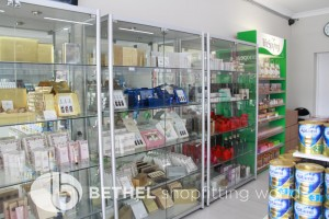 Gift and Souvenir Stores Countre Showcases 3