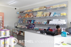 Gift and Souvenir Stores Countre Showcases 6