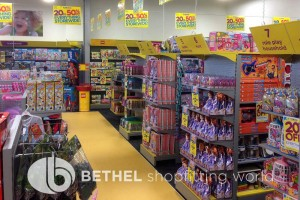 ToyWorld Toy Store Shelving Shopfitting Racking 01