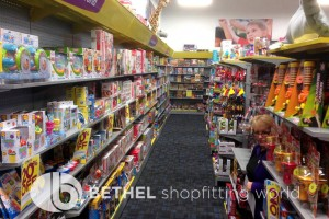 ToyWorld Toy Store Shelving Shopfitting Racking 02