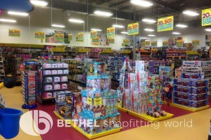 ToyWorld Toy Store Shelving Shopfitting Racking 04