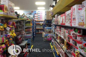 ToyWorld Toy Store Shelving Shopfitting Racking 06
