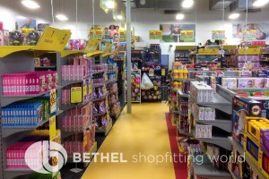 ToyWorld Toy Store Shelving Shopfitting Racking 09